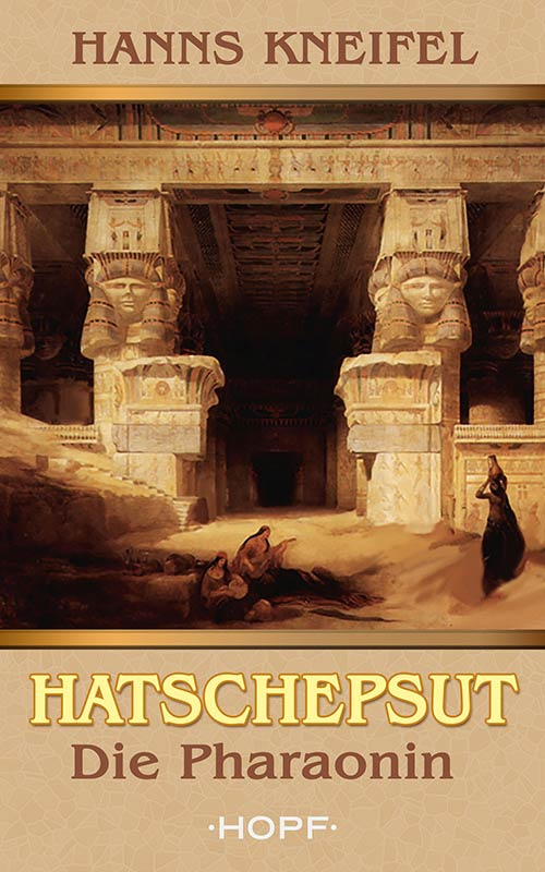 Cover - Hatschepsut. Die Pharaonin