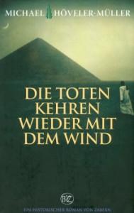 Cover des Buchs Die Toten kehren wieder mit dem Wind