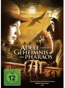 Adele und das Geheimnis des Pharaos