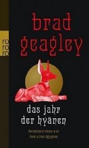 Cover des Buchs Das Jahr der Hyänen