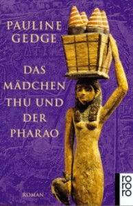 Buchcover Das Mädchen Thu und der Pharao