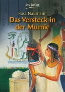 Buchcover Das Versteck in der Mumie