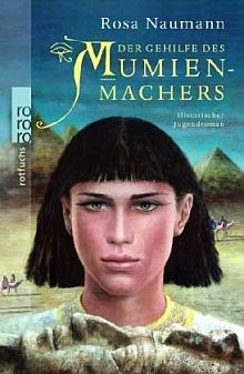 Cover des Buchs Der Gehilfe des Mumienmacher