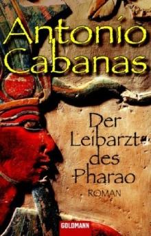 Cover des Buchs Der Leibarzt des Pharao