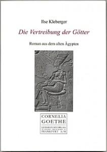 Buchcover Die Vertreibung der Götter