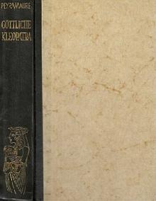 Cover des Buches Göttliche Kleopatra