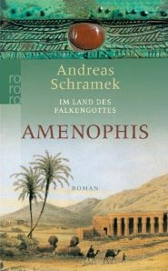 Cover - Im Land des Falkengottes. Amenophis