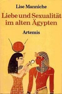 Buchcover Liebe und Sexualität im alten Ägypten