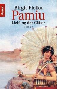 Cover des Buchs Pamiu Liebling der Götter