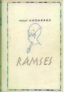 Buchcover Ramses, Roman eines ägyptischen Pharao