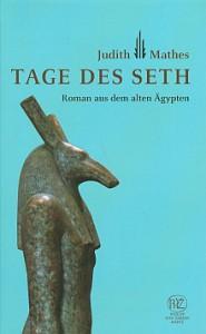 Buchcover Tage des Seth