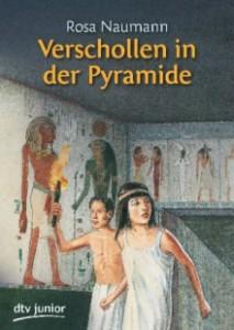 Cover des Buchs Verschollen in der Pyramide