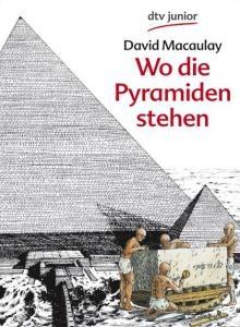 Cover des Buches Wo die Pyramiden stehen