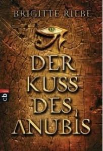 Buchcover Der Kuss des Anubis