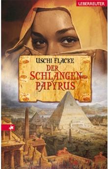 Buchcover Der Schlangenpapyrus