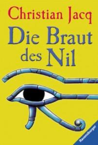 Buchcover Die Braut des Nil