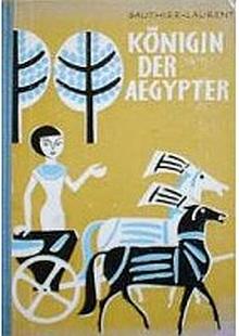 Cover des Buches Könign der Ägypter
