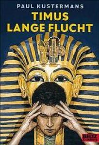 Cover des Buchs Timus lange Flucht