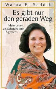 Buchcover Es gibt nur den geraden Weg von Wafaa El Saddik