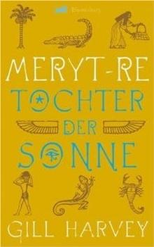Cover des Buchs Meryt-Re, Tochter der Sonne