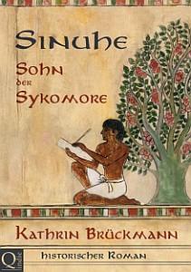 Cover des Buchs Sinuhe, Sohn der Sykomore
