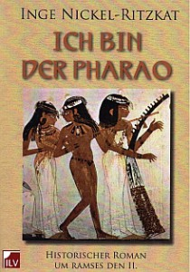 Buchcover Ich bin der Pharao