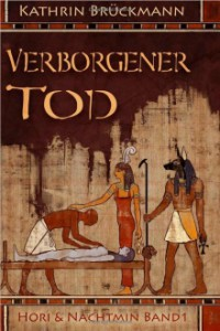 Buchcover Verborgener Tod, Hori und Nachtmin Band 1