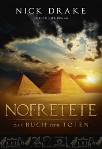 Buchcover Nofretete, Das Buch der Toten