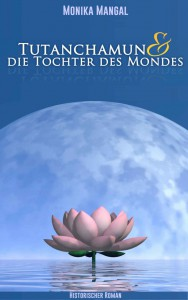 Buchcover Tutanchamun und die Tochter des Mondes