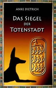 Buchcover Das Siegel der Totenstadt