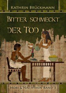 Buchcover Kathrin Brückmann: Bitter schmeckt der Tod. © Hannah Böving