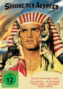 DVD-Cover Sinuhe der Ägypter