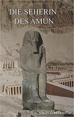 Buchcover Die Seherin des Amun von Birgit Furrer-Linse