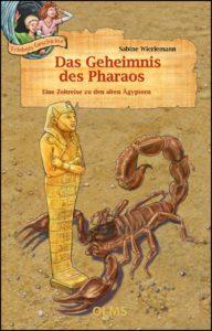 Buchcover: Das Geheimnis des Pharaos