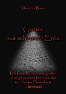 Buchcover »Götter aus schwarzer Erde«