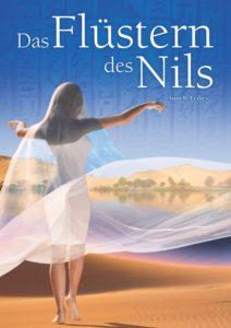 """Buchcover """"Das Flüstern des Nils"""" von Anni R. Ledies"""