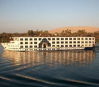 Nilkreuzfahrtschiff Ra