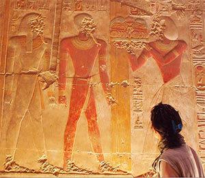 Einleitung Als Frau allein in Ägypten