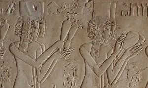Prinzessinnen im Grab von Cheruef