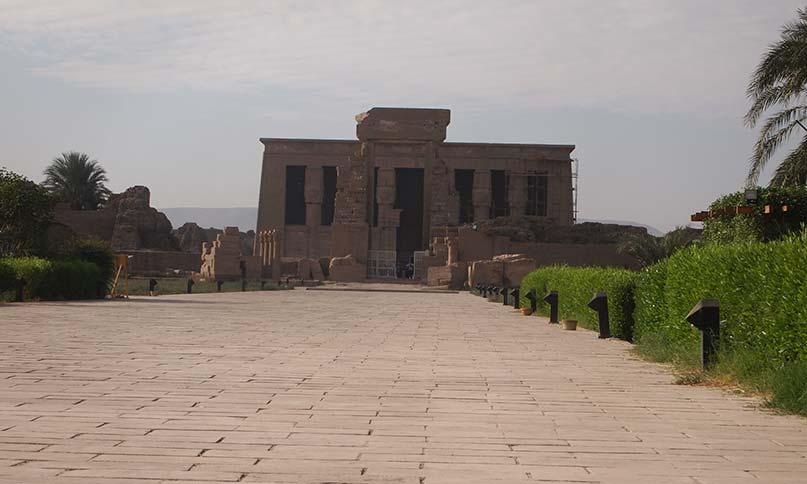 Dendera-Tempel