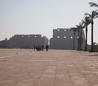 Tag 1- Karnaktempel