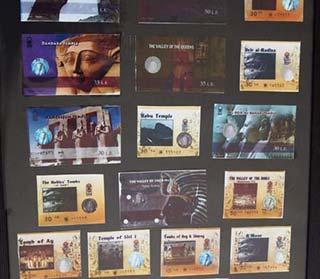 Eintrittskarten Luxor 2010 (Ausschnitt)