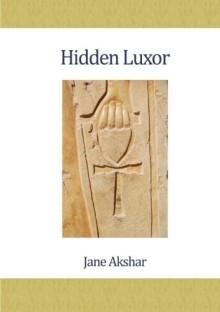 Buchcover Hidden Luxor