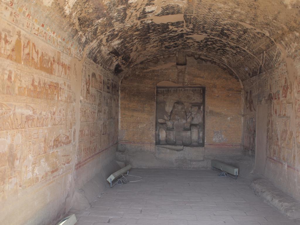Das Grab des Paheri