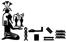 Die wichtigsten Götter - Das alte Ägypten