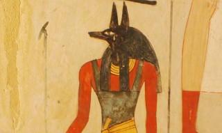 Anubis - Gott der Mumien und des Totenkultes