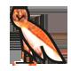 m Hieroglyphe (Eule)