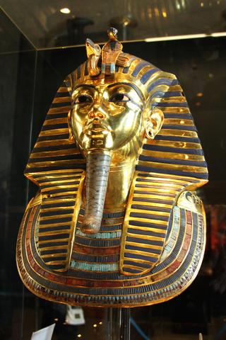 Die berühmte Totenmaske von Tutanchamun Copyright Mohamed Ahmed Soliman | Dreamstime.com