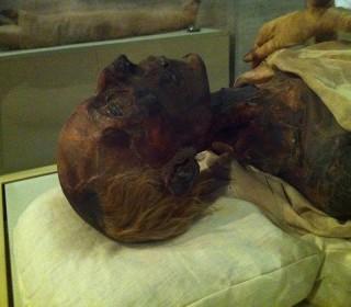 Mumie Ramses II.