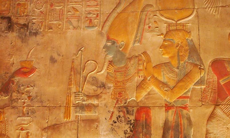 Isis und Osiris